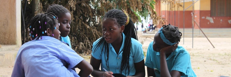 Girl Move - Educação no feminino